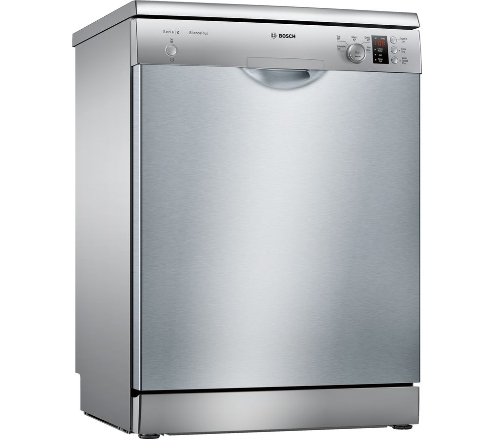 Dishwashers Bosch (Bosch): rating of the best models of manufacturer reviews 71
