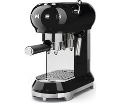 ECF01BLUK Coffee Machine - Black