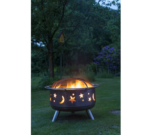 Buy Landmann 28335 Moon Stars Fire Pit Free Delivery Currys
