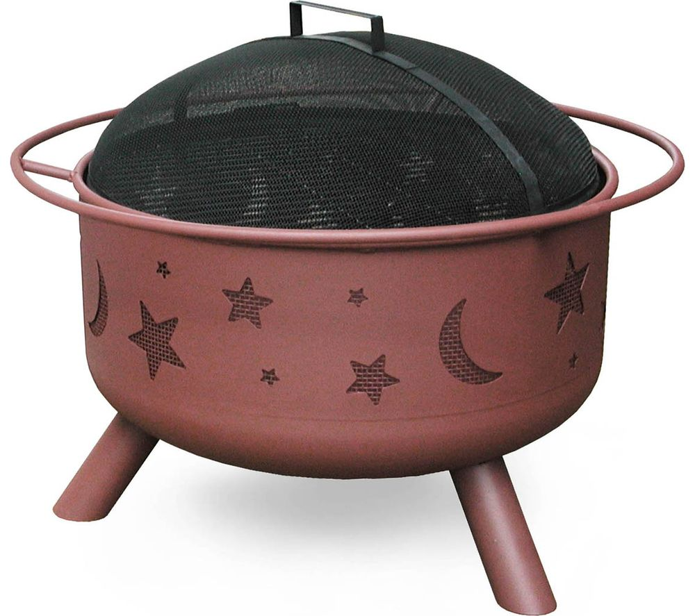 Compare prices for Landmann 22105 Moon and Stars Fire Pit