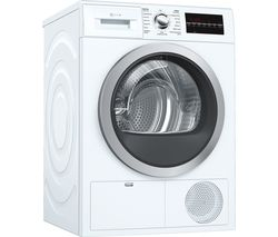 NEFF R8580X3GB 9 kg Condenser Tumble Dryer - White