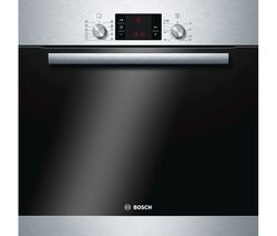 BOSCH Serie 6 HBA73R150B Single Oven - Stainless Steel
