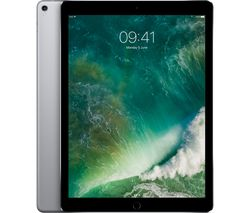 "APPLE 12.9"" iPad Pro - 256 GB, Space Grey (2017)"