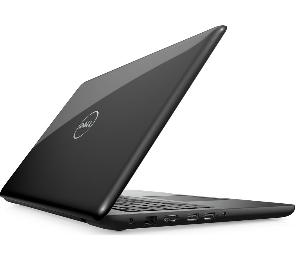 "DELL Inspiron 15 5000 15.6"" Laptop - Black, Black"