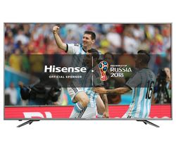 "HISENSE H50N6800UK 50"" Smart 4K Ultra HD HDR LED TV"