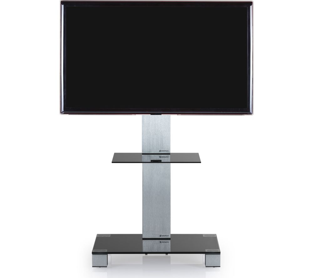 Compare prices for Sonorous PL2515 B-INX 600 mm TV Stand with Bracket