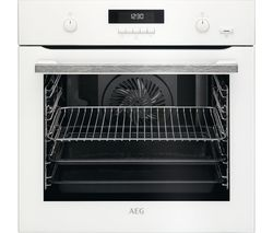 AEG BPS551020W Electric Oven - White