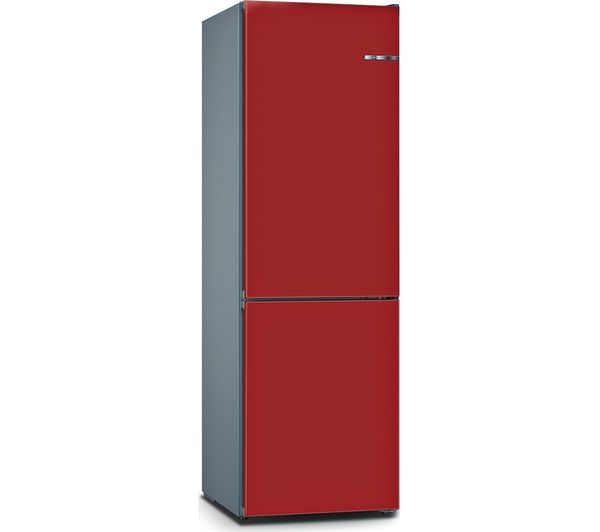 buy bosch vario style ksz1bvr00 doors cherry red free delivery currys. Black Bedroom Furniture Sets. Home Design Ideas