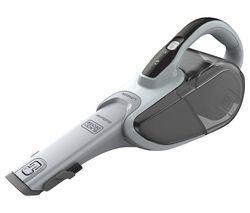 BLACK + DECKER DVJ215J Handheld Vacuum Cleaner - Grey