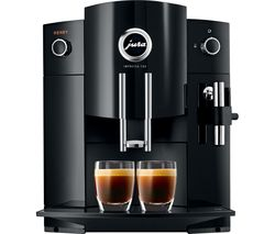 JURA C60 Bean to Cup Coffee Machine - Piano Black