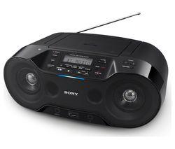 SONY ZSRS70BTB DAB/FM Bluetooth Boombox - Black