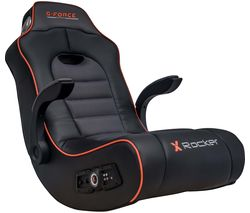 X ROCKER G-Force Gaming Chair - Black