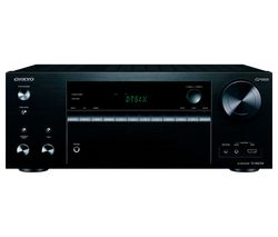 ONKYO TX-NR676 7.2 Wireless Network AV Receiver - Black