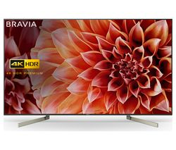 "SONY BRAVIA KD49XF9005BU 49"" Smart 4K Ultra HD HDR LED TV"
