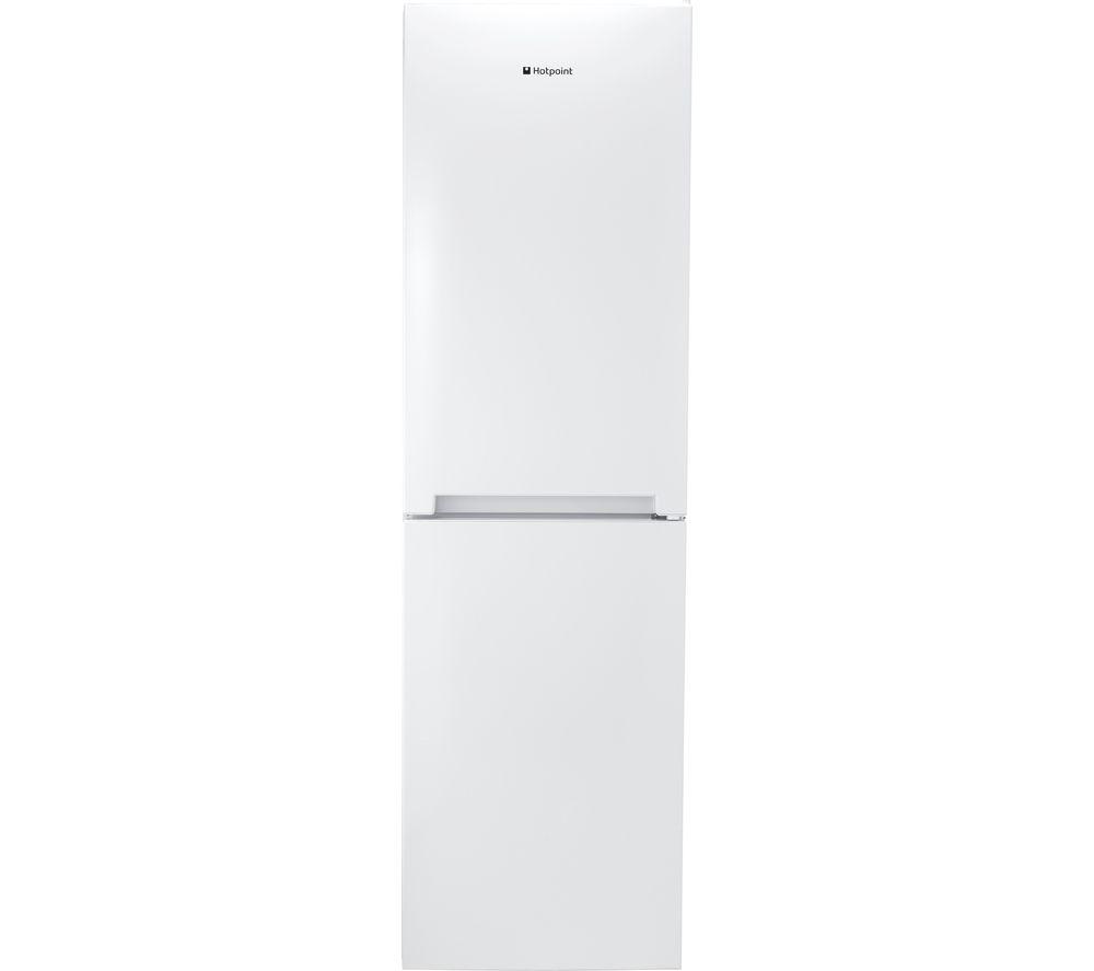 HOTPOINT TDC 95 T1I W 50/50 Fridge Freezer - White