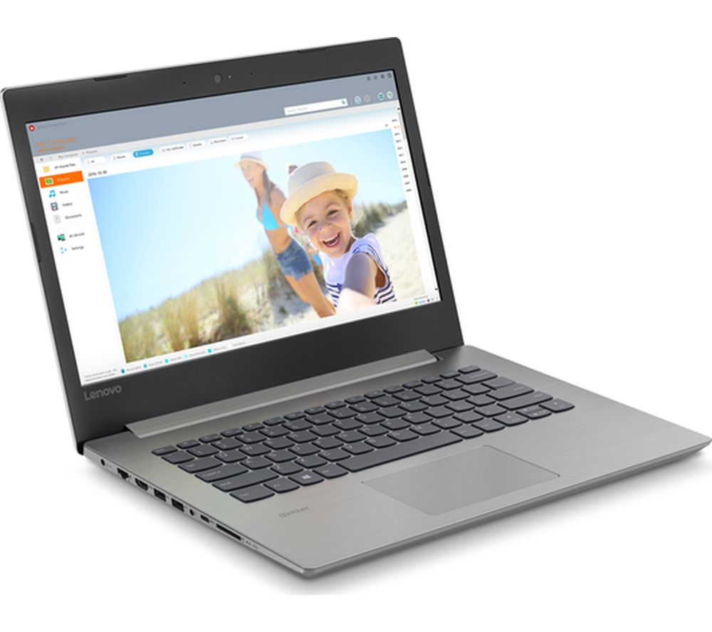 "LENOVO Ideapad 330-14IGM 14"" Intel® Pentium® Laptop - 1 TB HDD, Grey"