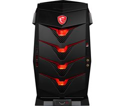MSI Aegis 3 Intel® Core™ i7 GTX 1060 Gaming PC - 2 TB HDD & 256 GB SSD