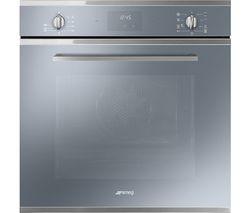 SMEG Cucina SF6400TVS Electric Oven - Silver