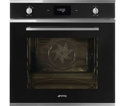 SMEG Cucina SFP6401TVN Electric Oven - Black