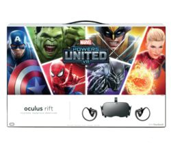OCULUS Rift & Marvel Powers United VR Bundle