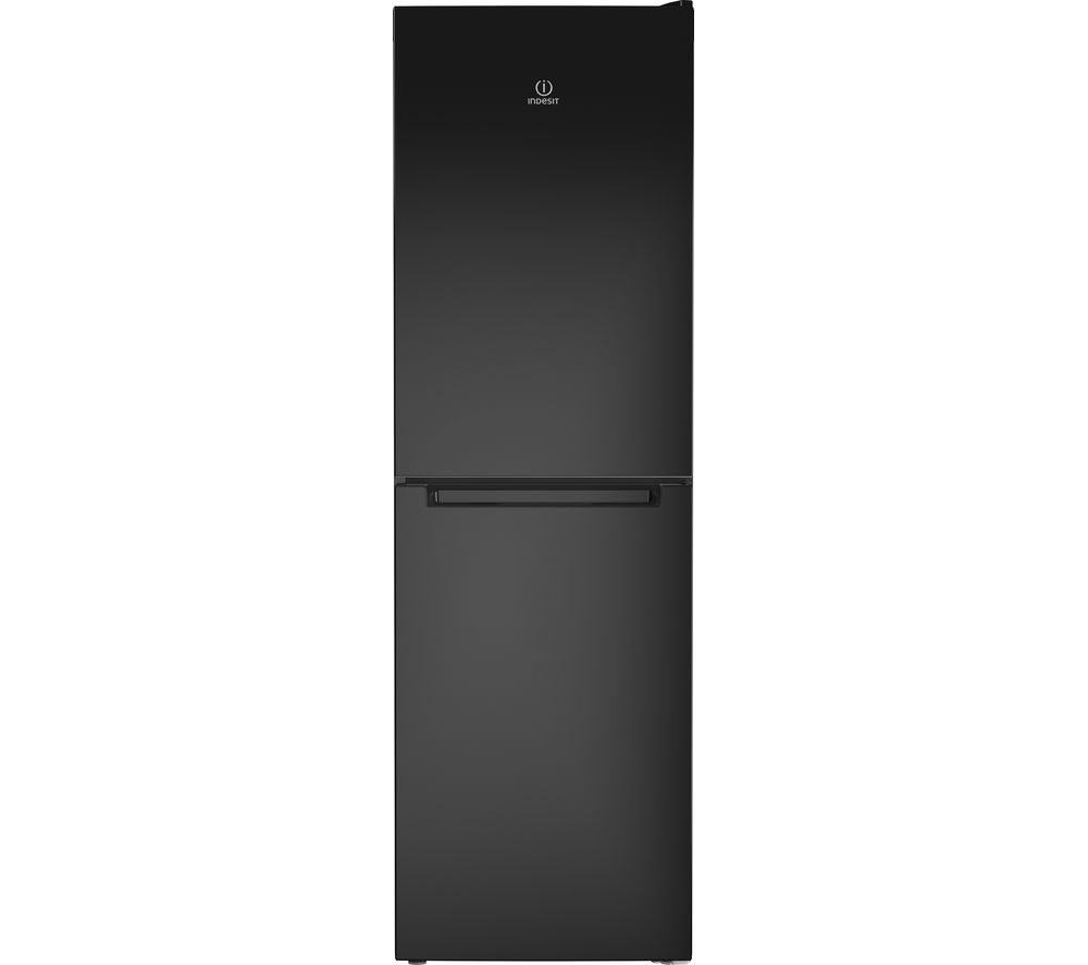 INDESIT LD85 F1 K.1 50/50 Fridge Freezer - Black