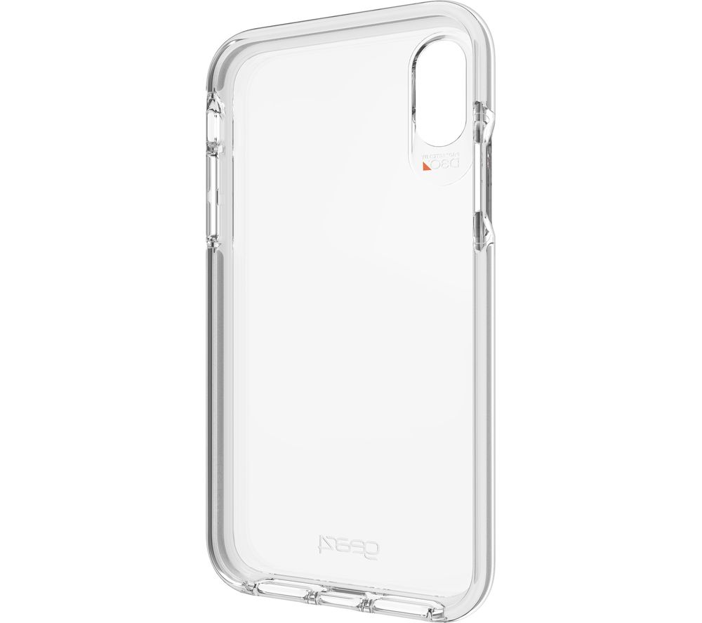 GEAR4 Piccadilly iPhone XR Case - White