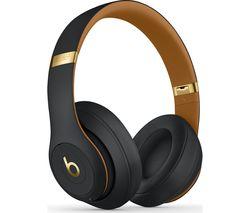 Studio 3 Wireless Bluetooth Noise-Cancelling Headphones - Midnight Black