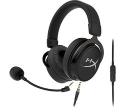 Cloud MIX Wireless Gaming Headset - Black & Silver