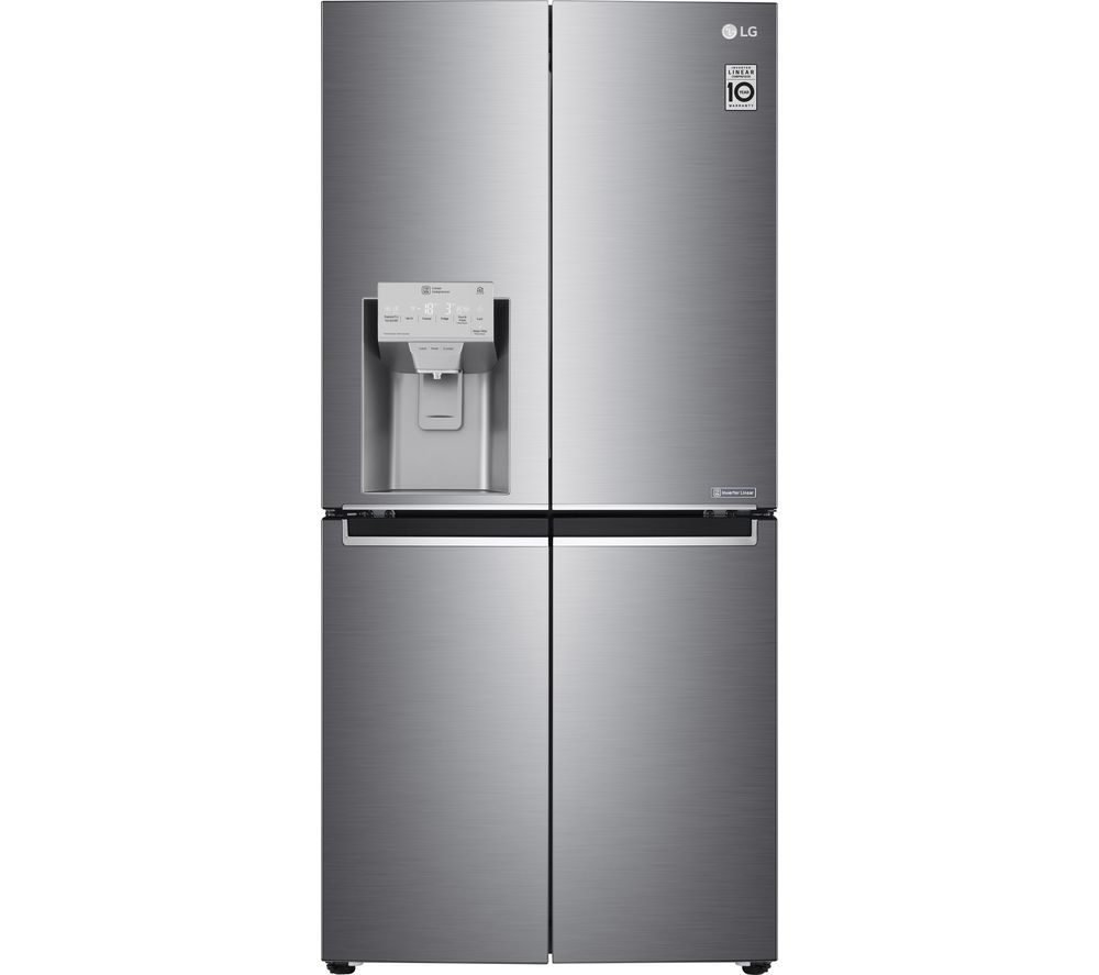 LG GML844PZKV Smart Fridge Freezer - Stainless Steel