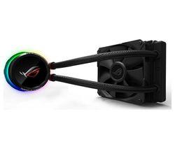 ROG Ryuo 120 mm CPU Cooler - RGB LED