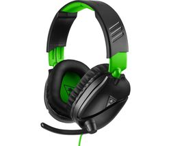 Recon 70X Gaming Headset - Black & Green