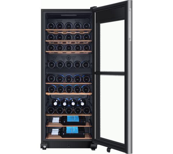 HAIER WS53GDA Wine Cooler - Black