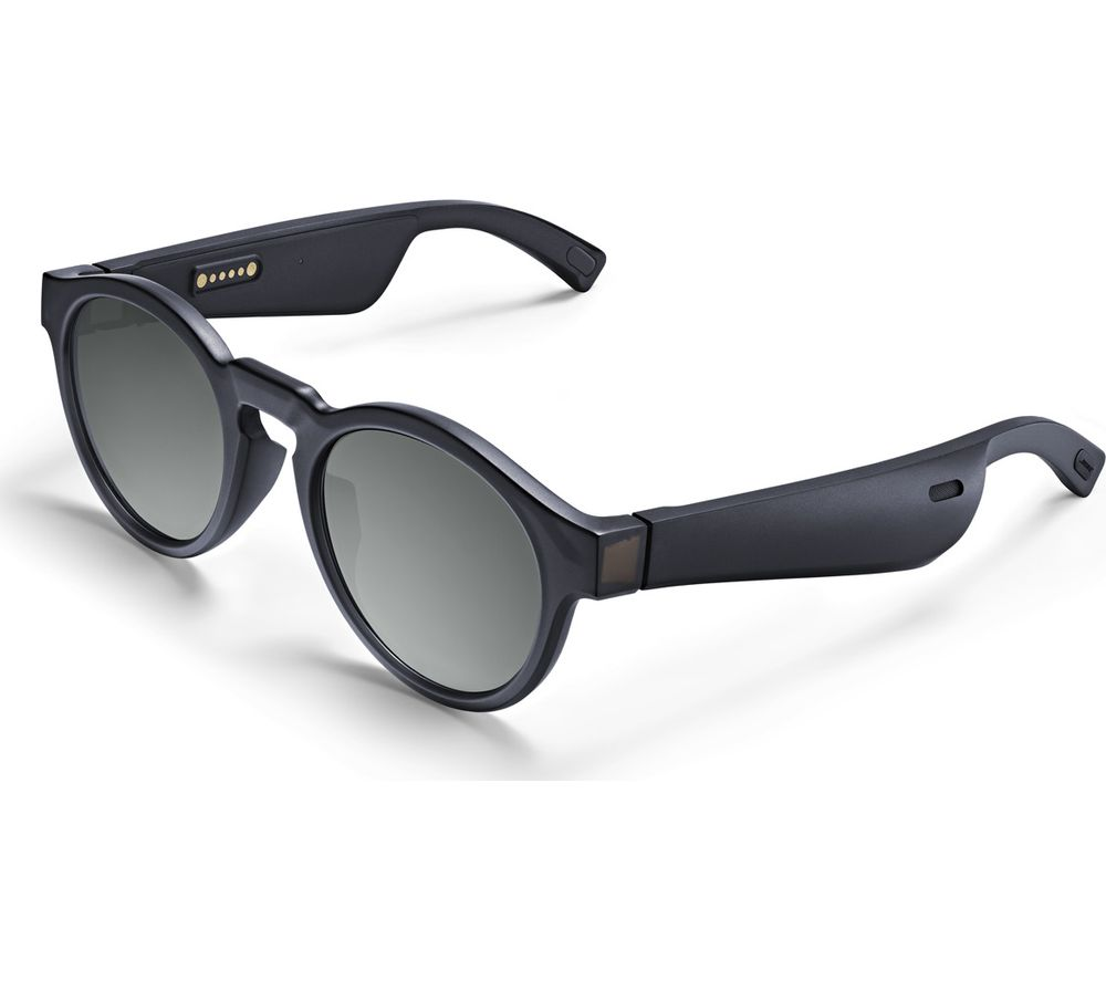BOSE Frames Rondo Audio Sunglasses - Black, Black