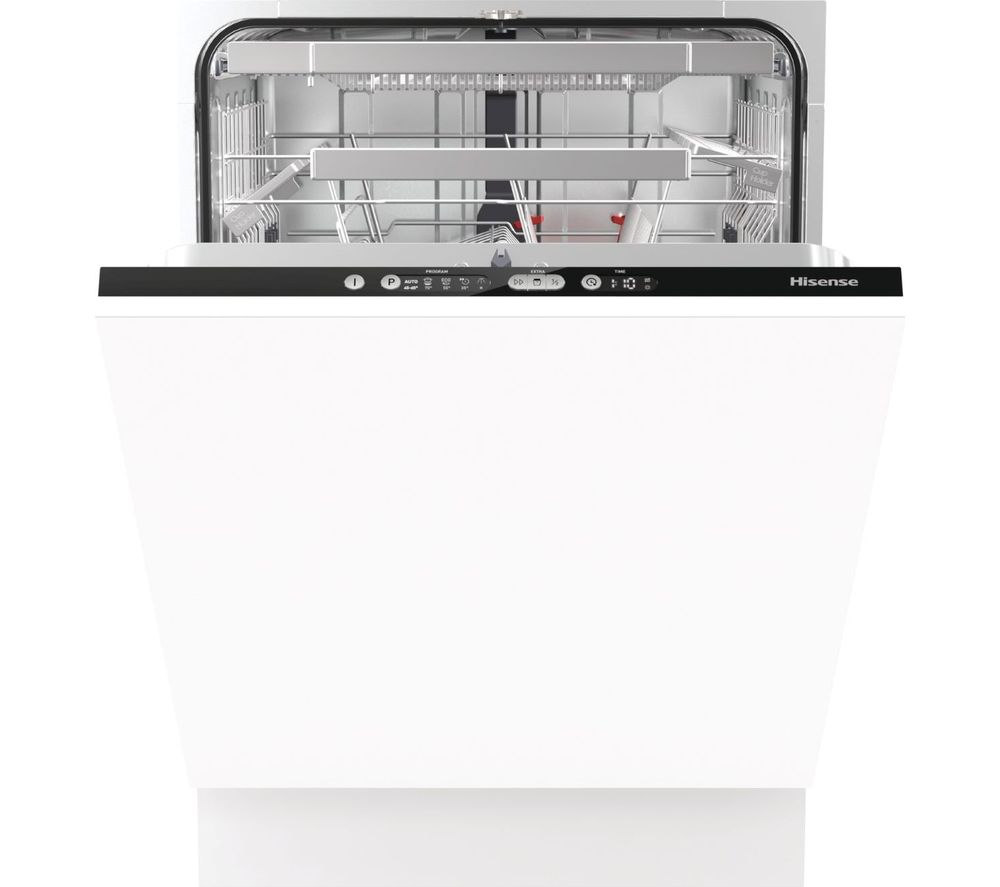 HISENSE HV6135CUK Full-size Fully Integrated Dishwasher