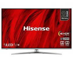 "HISENSE H65U8BUK 65"" Smart 4K Ultra HD HDR LED TV"