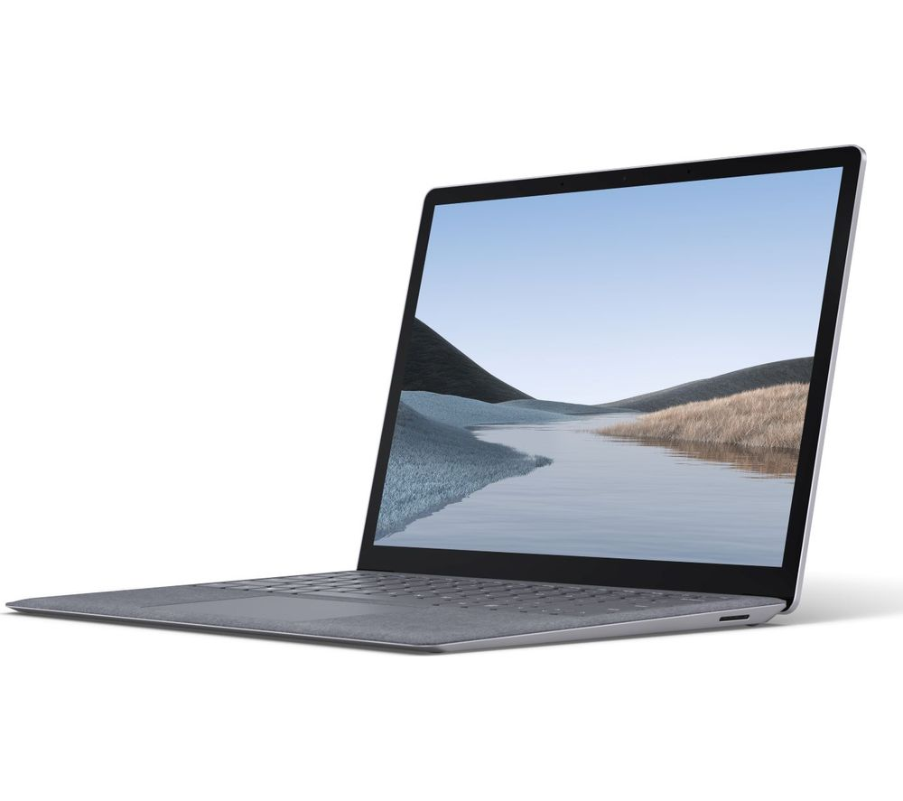 "Image of MICROSOFT 13.5"" Surface Laptop 3 - Intel®Core™ i5, 128 GB SSD, Platinum"