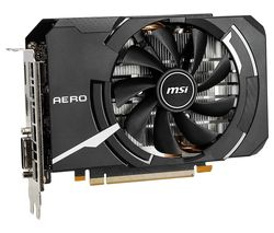 GeForce GTX 1660 SUPER 6 GB AERO ITX OC Graphics Card