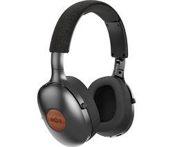 Positive Vibration XL Wireless Bluetooth Headphones - Black