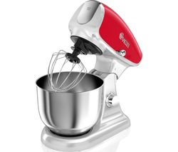 SWAN Retro SP33010RN Stand Mixer - Red