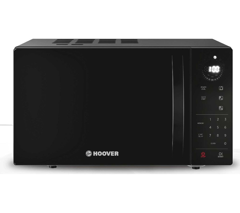 HOOVER HMW25STB Solo Microwave - Black