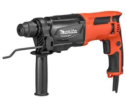 M8701 800 W SDS+ Rotary Hammer - Red