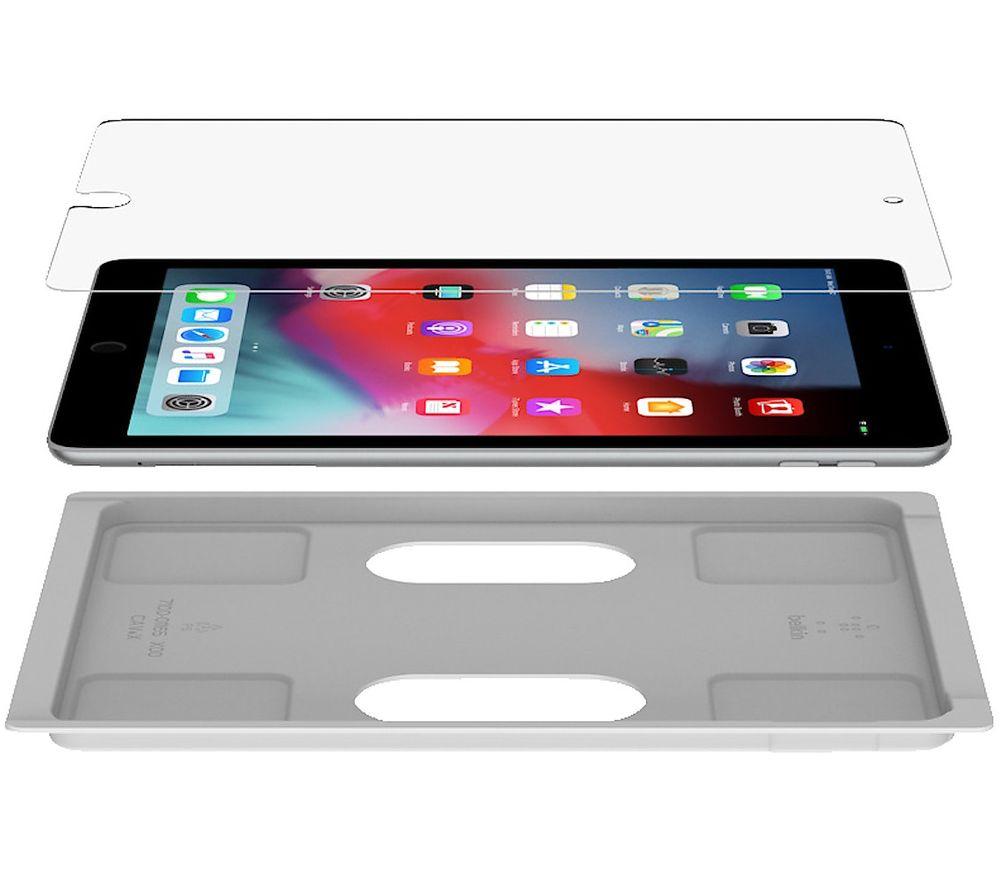 """BELKIN iPad 8th Gen 2020 / 7th Gen / Air 3 / Pro 10.5"""" Glass Screen Protector"""