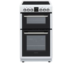 KENWOOD KTC506W19 50 cm Electric Ceramic Cooker - White Best Price, Cheapest Prices