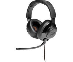 Quantum 300 Gaming Headset - Black