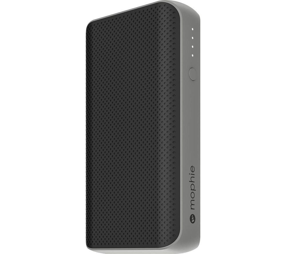 MOPHIE PD USB Type-C Portable Power Bank - Black, Black