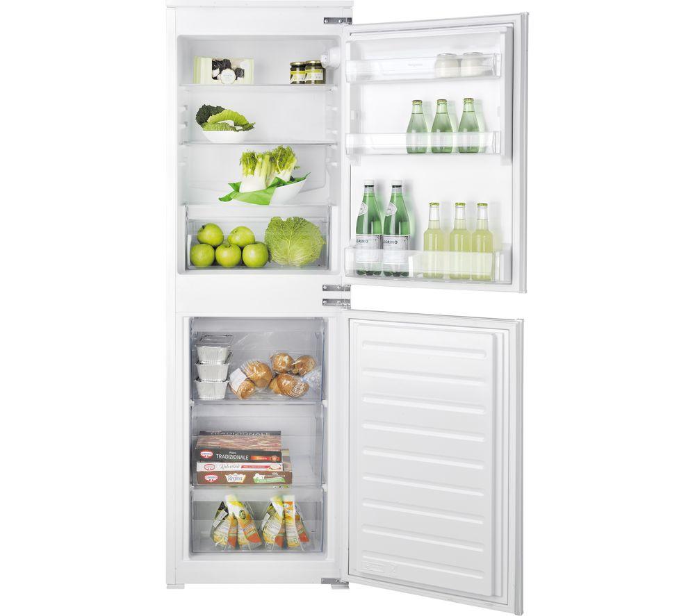 HOTPOINT HMCB 50501 UK Integrated 50/50 Fridge Freezer - Sliding Hinge
