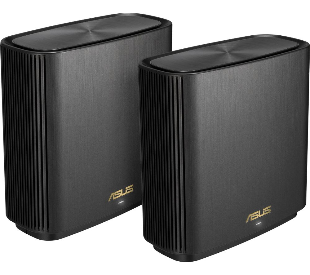 ASUS ZenWiFi XT8 Whole Home WiFi System - Twin Pack