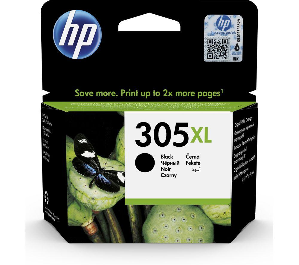 HP 305 XL Black Ink Cartridge