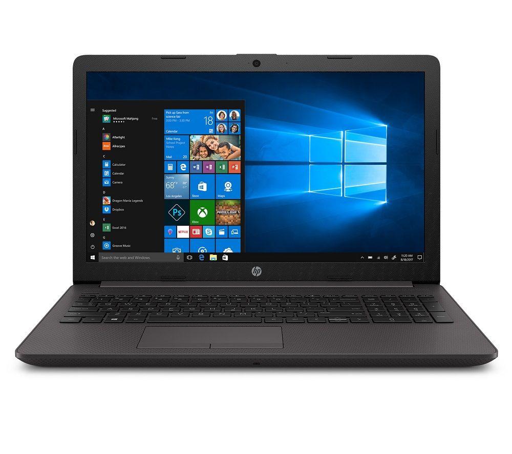 """HP 255 G7 15.6"""" Laptop - AMD Ryzen 5, 512 GB SSD, Black"""