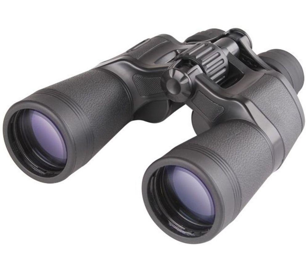 MEADE Mirage 10-22 x 50 mm Binoculars - Black